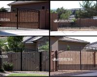 economy iron gates
