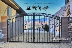 kokopelli iron gate