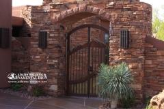rocky mountain entry gate