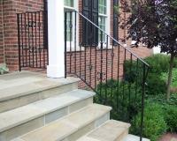 Step railing