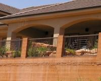 Southwest railing